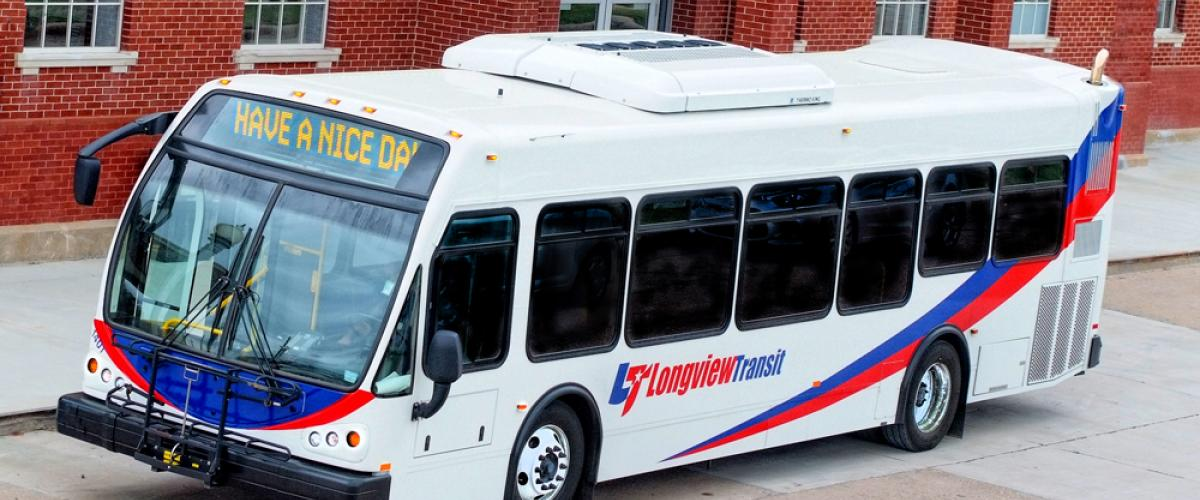 Longview transit - USA - RATP Dev